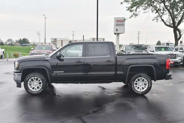 2018 Sierra 1500 Crew Cab 4x4,  Pickup #18G1086 - photo 7
