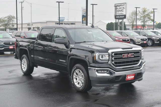2018 Sierra 1500 Crew Cab 4x4,  Pickup #18G1086 - photo 8