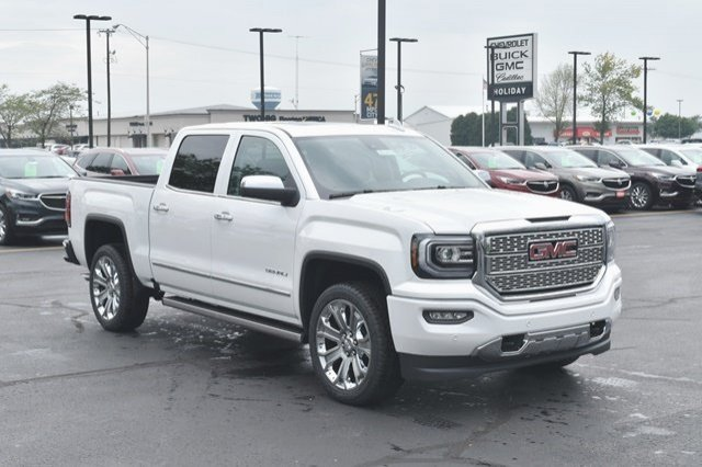 2018 Sierra 1500 Crew Cab 4x4,  Pickup #18G1090 - photo 9