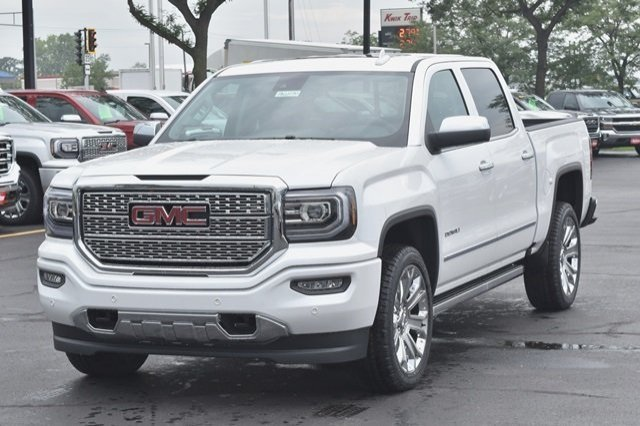 2018 Sierra 1500 Crew Cab 4x4,  Pickup #18G1090 - photo 10