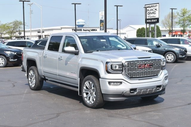 2018 Sierra 1500 Crew Cab 4x4,  Pickup #18G1091 - photo 9