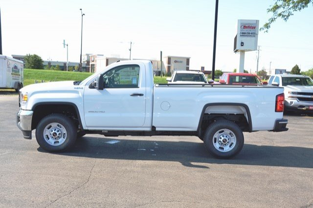 2018 Sierra 2500 Regular Cab 4x4 Pickup #18G403 - photo 3