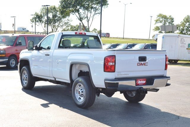 2018 Sierra 2500 Regular Cab 4x4, Pickup #18G403 - photo 2