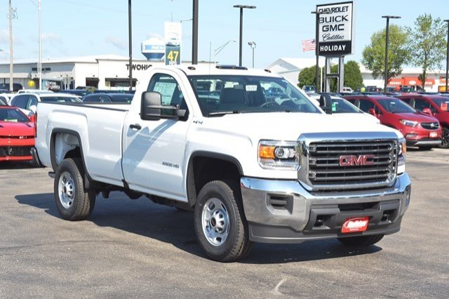 2018 Sierra 2500 Regular Cab 4x4 Pickup #18G403 - photo 7