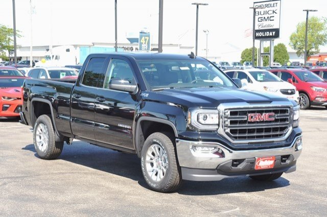 2018 Sierra 1500 Extended Cab 4x4, Pickup #18G404 - photo 8