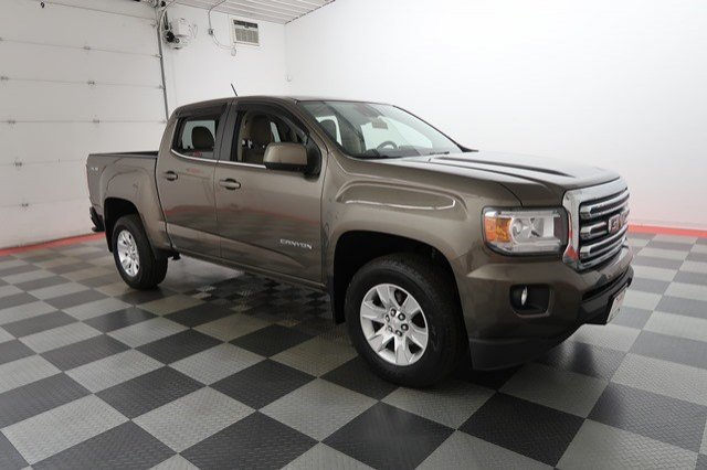 2015 Canyon Crew Cab 4x4 Pickup #18G470A - photo 5