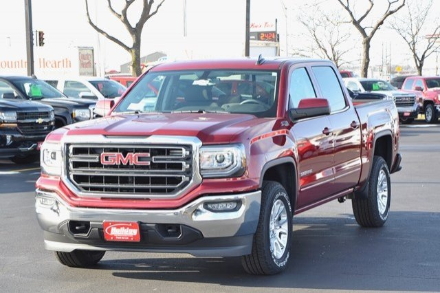 2018 Sierra 1500 Crew Cab 4x4 Pickup #18G484 - photo 3