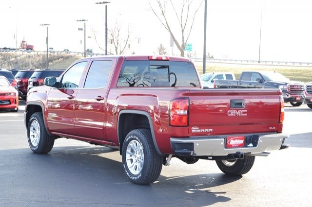 2018 Sierra 1500 Crew Cab 4x4 Pickup #18G484 - photo 2