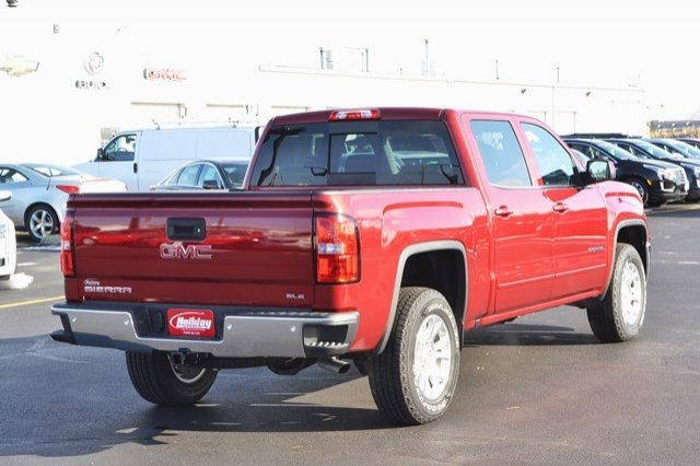 2018 Sierra 1500 Crew Cab 4x4 Pickup #18G484 - photo 6