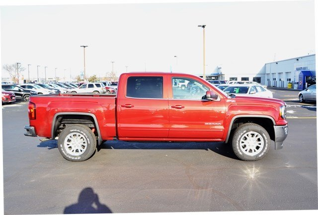 2018 Sierra 1500 Crew Cab 4x4 Pickup #18G484 - photo 7