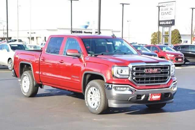2018 Sierra 1500 Crew Cab 4x4 Pickup #18G484 - photo 8