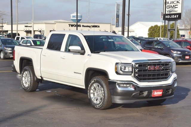 2018 Sierra 1500 Crew Cab 4x4 Pickup #18G487 - photo 8