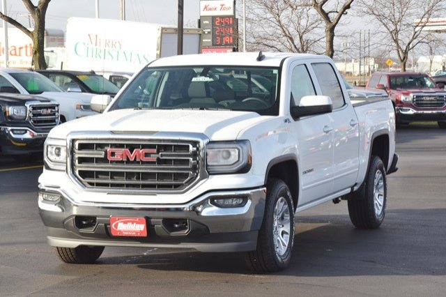 2018 Sierra 1500 Crew Cab 4x4 Pickup #18G487 - photo 3