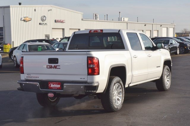 2018 Sierra 1500 Crew Cab 4x4 Pickup #18G487 - photo 6