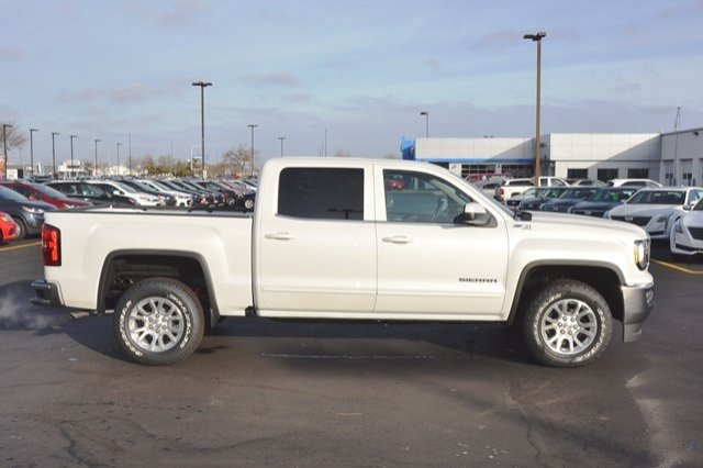2018 Sierra 1500 Crew Cab 4x4 Pickup #18G487 - photo 7