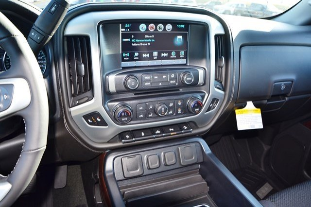2018 Sierra 1500 Crew Cab 4x4 Pickup #18G491 - photo 23