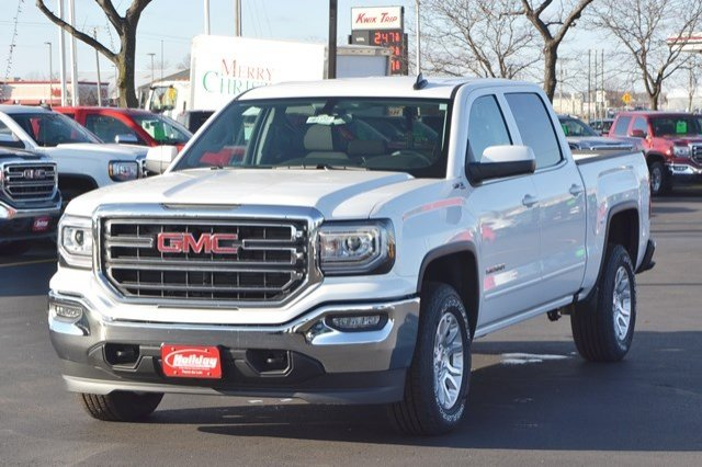 2018 Sierra 1500 Crew Cab 4x4 Pickup #18G491 - photo 3