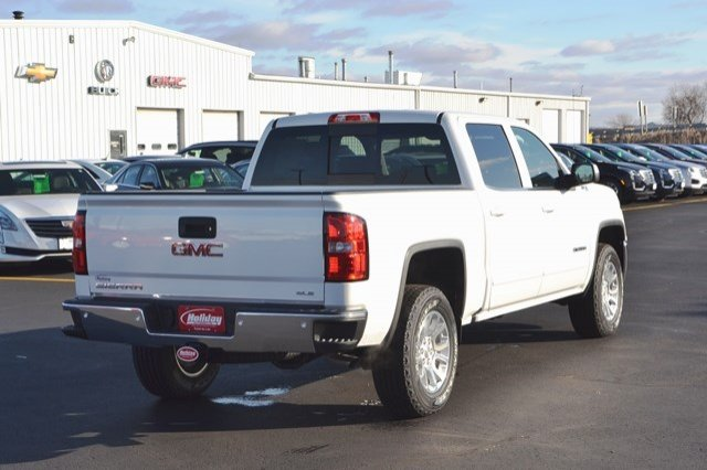 2018 Sierra 1500 Crew Cab 4x4 Pickup #18G491 - photo 6