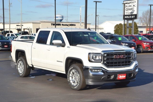 2018 Sierra 1500 Crew Cab 4x4 Pickup #18G491 - photo 8