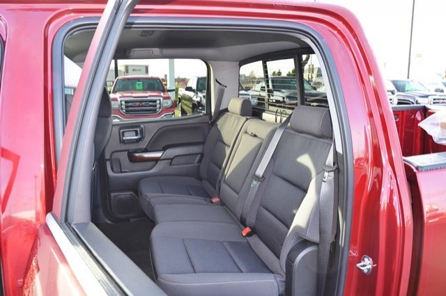 2018 Sierra 1500 Crew Cab 4x4 Pickup #18G499 - photo 16