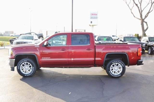 2018 Sierra 1500 Crew Cab 4x4 Pickup #18G499 - photo 4