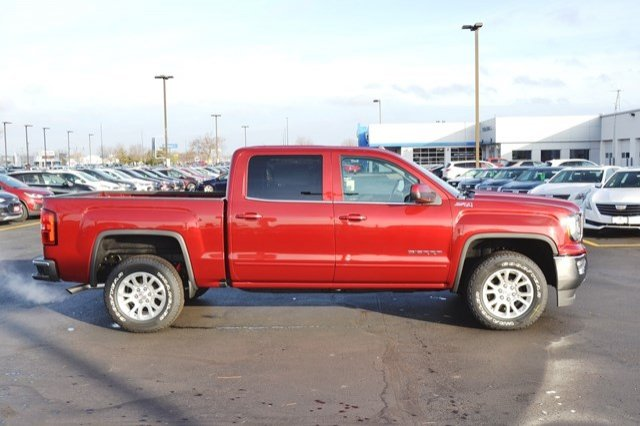 2018 Sierra 1500 Crew Cab 4x4 Pickup #18G499 - photo 7