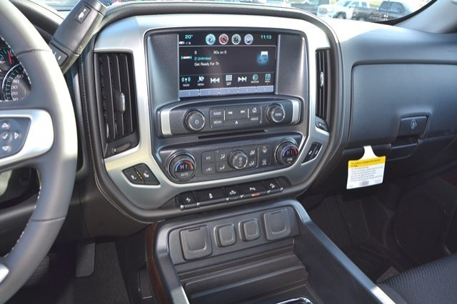 2018 Sierra 1500 Crew Cab 4x4 Pickup #18G505 - photo 23