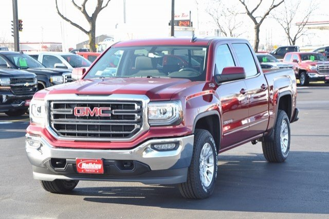 2018 Sierra 1500 Crew Cab 4x4 Pickup #18G505 - photo 3