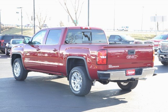 2018 Sierra 1500 Crew Cab 4x4 Pickup #18G505 - photo 2