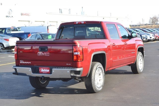 2018 Sierra 1500 Crew Cab 4x4 Pickup #18G505 - photo 6
