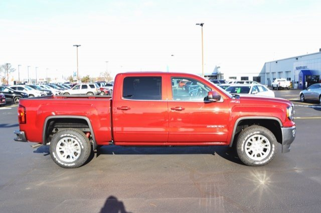 2018 Sierra 1500 Crew Cab 4x4 Pickup #18G505 - photo 7