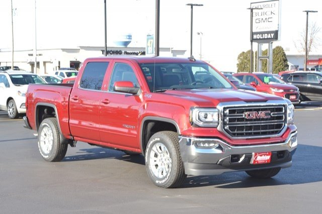 2018 Sierra 1500 Crew Cab 4x4 Pickup #18G505 - photo 8