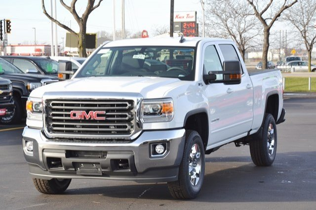2018 Sierra 2500 Crew Cab 4x4 Pickup #18G507 - photo 3