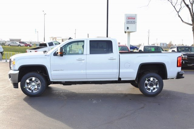 2018 Sierra 2500 Crew Cab 4x4 Pickup #18G507 - photo 4