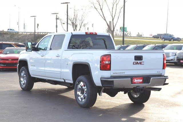 2018 Sierra 2500 Crew Cab 4x4 Pickup #18G507 - photo 2