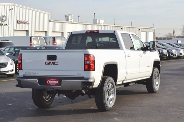 2018 Sierra 2500 Crew Cab 4x4 Pickup #18G507 - photo 6