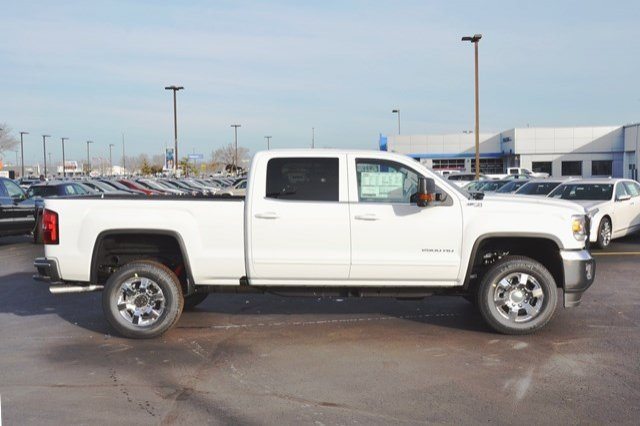 2018 Sierra 2500 Crew Cab 4x4 Pickup #18G507 - photo 7