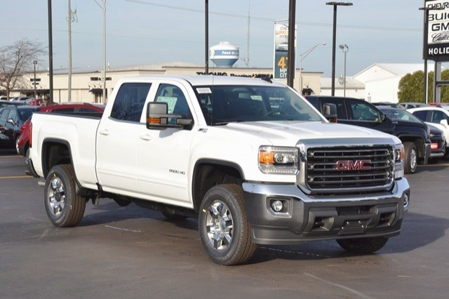 2018 Sierra 2500 Crew Cab 4x4 Pickup #18G507 - photo 8