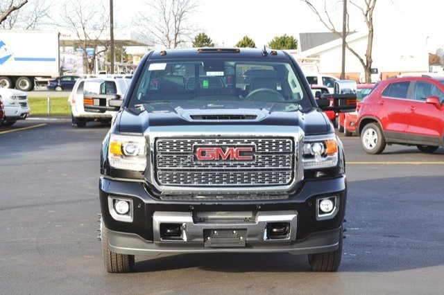 2018 Sierra 3500 Crew Cab 4x4 Pickup #18G508 - photo 9