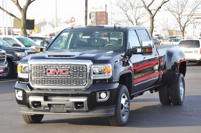2018 Sierra 3500 Crew Cab 4x4, Pickup #18G508 - photo 3