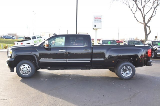2018 Sierra 3500 Crew Cab 4x4 Pickup #18G508 - photo 4