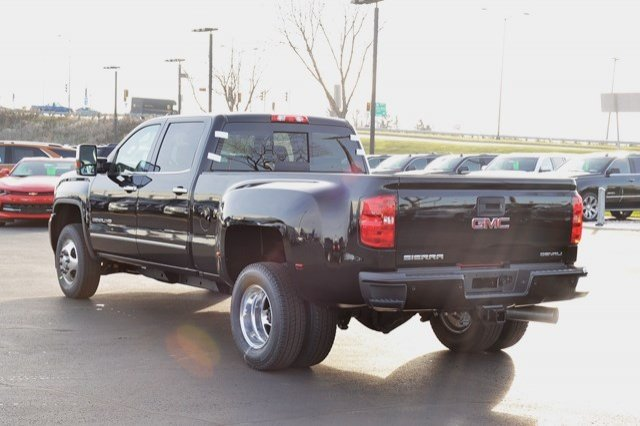 2018 Sierra 3500 Crew Cab 4x4, Pickup #18G508 - photo 2