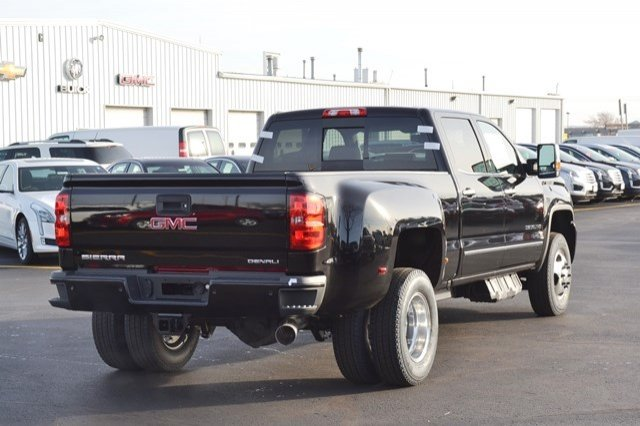 2018 Sierra 3500 Crew Cab 4x4, Pickup #18G508 - photo 6