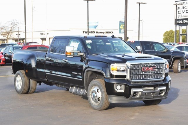 2018 Sierra 3500 Crew Cab 4x4, Pickup #18G508 - photo 8