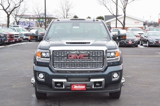 2018 Sierra 3500 Crew Cab 4x4 Pickup #18G509 - photo 9