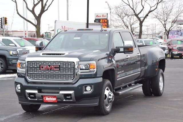 2018 Sierra 3500 Crew Cab 4x4, Pickup #18G509 - photo 3