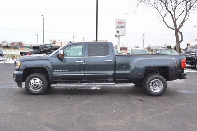 2018 Sierra 3500 Crew Cab 4x4, Pickup #18G509 - photo 4
