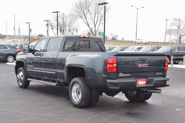 2018 Sierra 3500 Crew Cab 4x4, Pickup #18G509 - photo 2