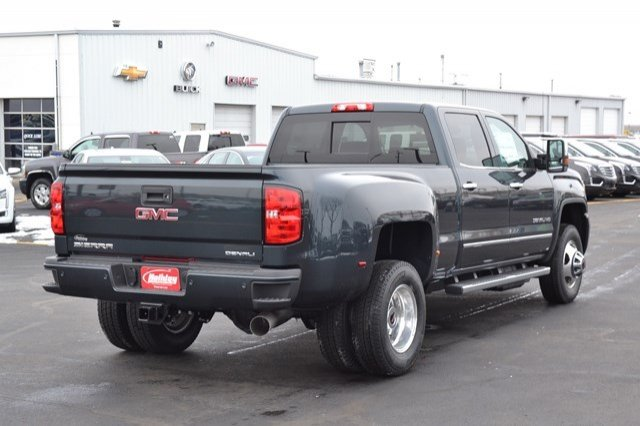 2018 Sierra 3500 Crew Cab 4x4 Pickup #18G509 - photo 6