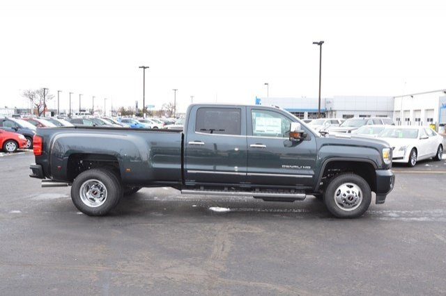 2018 Sierra 3500 Crew Cab 4x4, Pickup #18G509 - photo 7